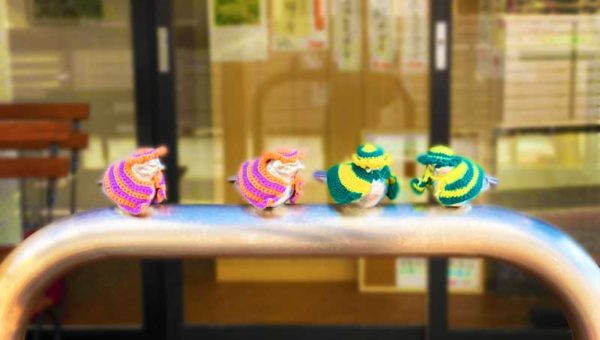 【江ノ島駅前のスズメの柵ピコリーノが撤去?】移転先はまきたて屋?
