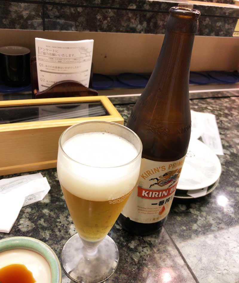 ビールも進みます