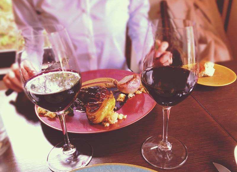【北鎌倉 紫(ゆかり)】夫婦で訪れたい大人向けのひなびた古民家レストラン。明月院の帰りにどうぞ