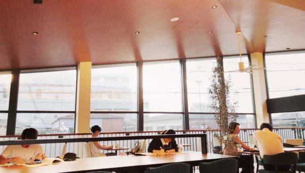 【片瀬江ノ島で勉強できる場所】江ノ電タリーズが夏休みでも快適な学習スペースに!