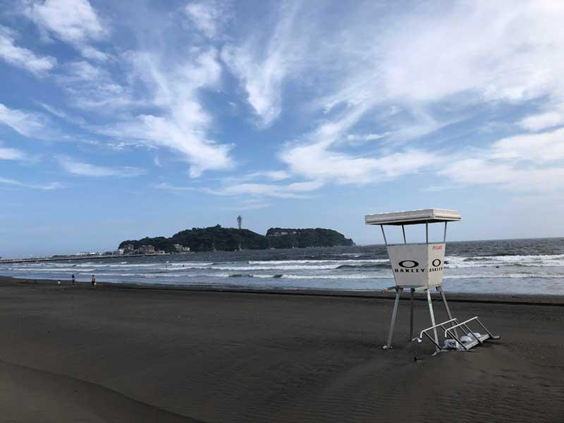 2018年夏の江ノ島・鵠沼海岸