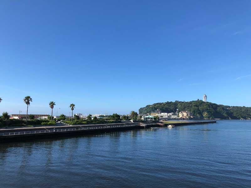真夏の江ノ島へGO