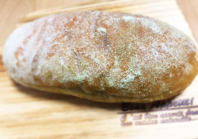 抹茶揚げパン