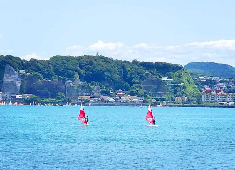 【8月下旬の湘南・鎌倉・江ノ島海水浴場まとめ】急に涼しくなったけど混雑状況は?空いているの?