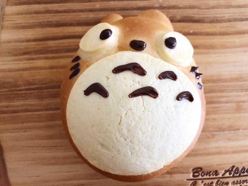 あのキャラクターに似たパン