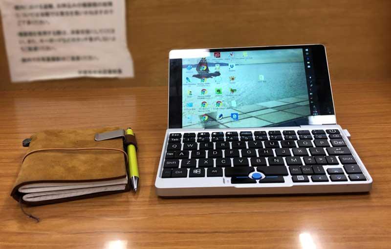 学習室でパソコン利用可