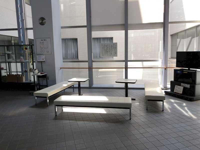 1階エントランスホール