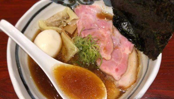 【麺心あしまる】23時まで営業で藤沢飲みの〆ラーメンにおすすめ!気取り過ぎない絶品醤油味!普段使いでリピート決定!