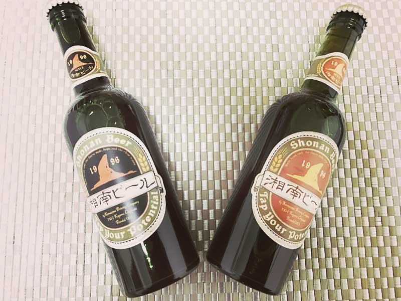 しらすの沖漬けに合う湘南ビール