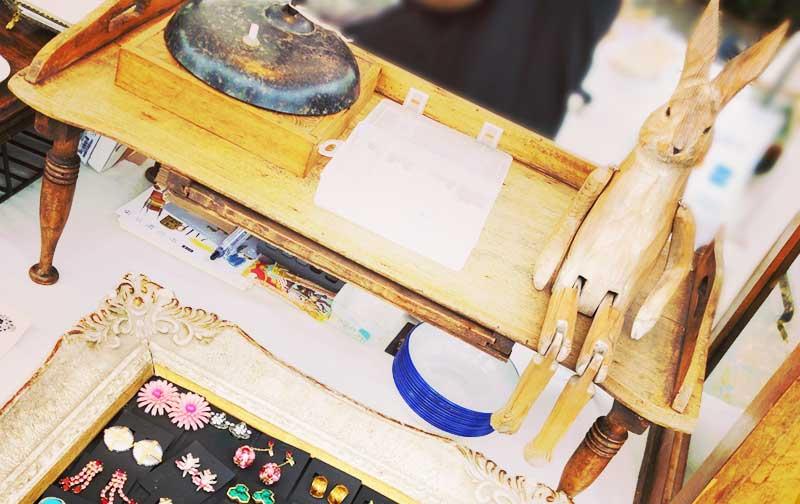 【湘南蚤の市】湘南T-SITEで毎月第3月・火曜日開催!ヨーロッパの1点物の指輪やイヤリングが買える本格市場