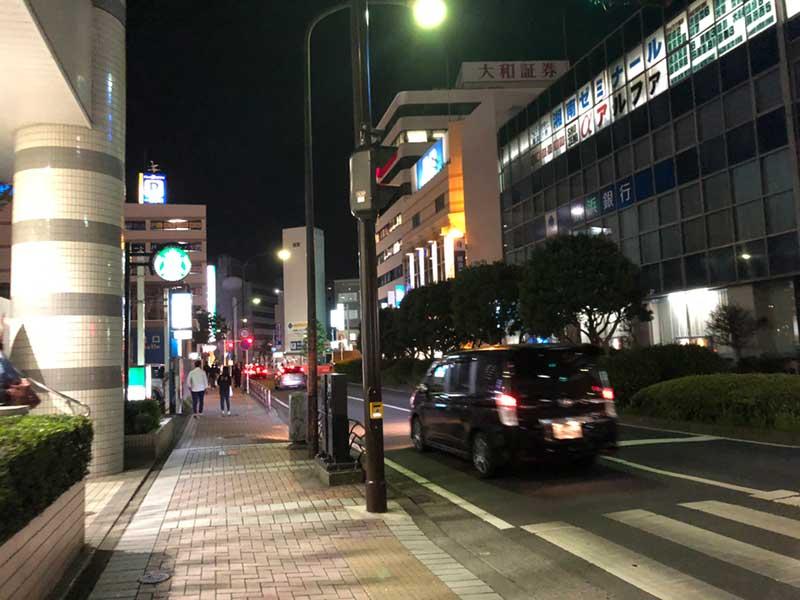 藤沢駅北口から徒歩10分
