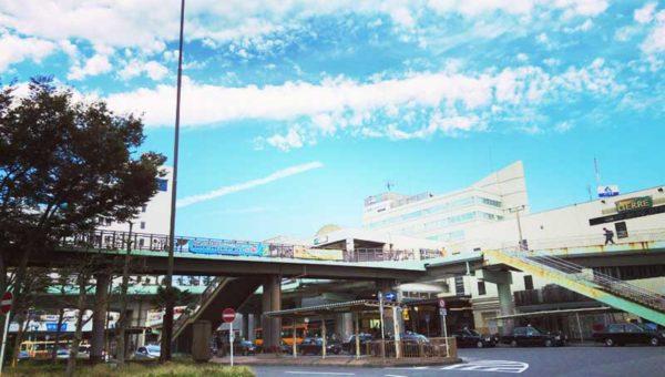 【藤沢の台風被害その後】倒壊した南口の橋と折れた標識は? 湘南各地の被害状況は?海はどんな感じ?