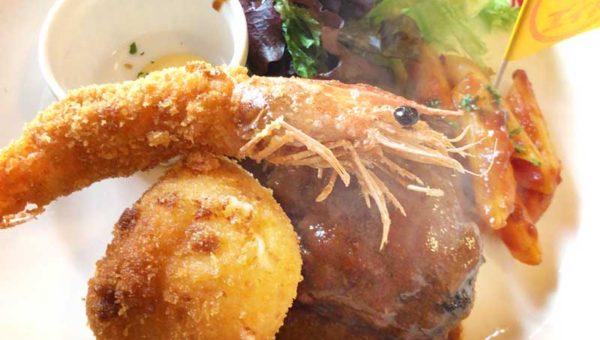 【平塚おすすめ洋食ハンバーグ】大人向けお子様ランチが常連に人気!濃厚デミグラスソースでご飯おかわり!