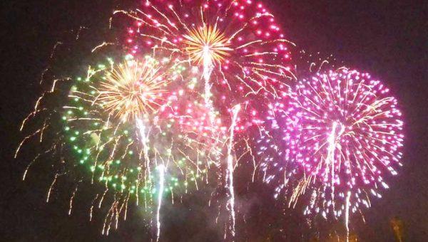 【2018江の島花火大会レポート】雷雨の中やりきった!昨年は中止だったから!続行した英断に拍手!