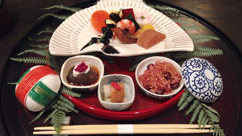 【鎌倉日本料理・阿寓あぐう】おすすめ正月特別懐石!吉兆の味をリーズナブルに!静かな大人の隠れ家です。