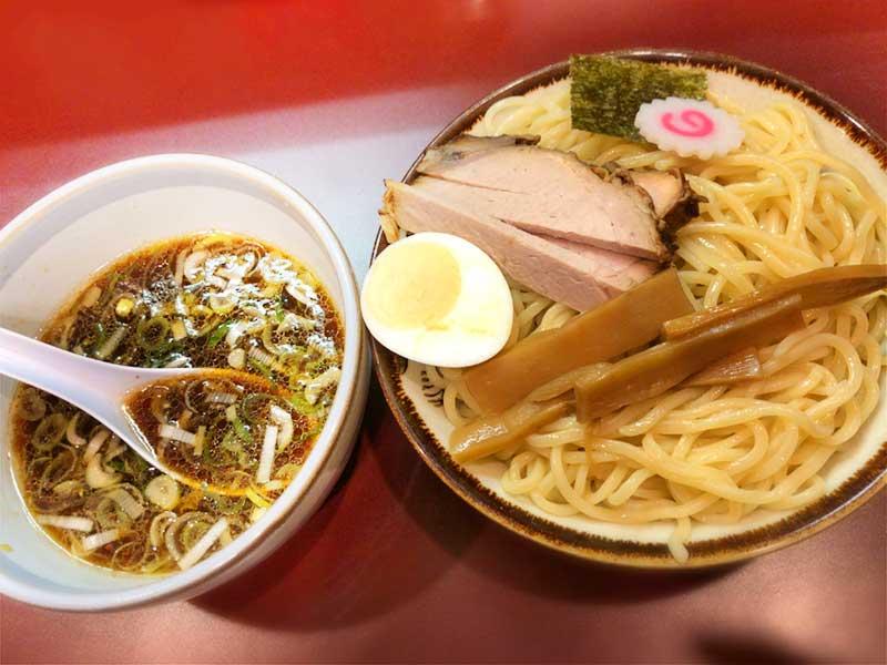 これが鎌倉大勝軒のつけ麺だ!