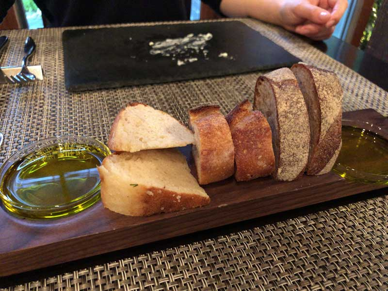 パンは3種類