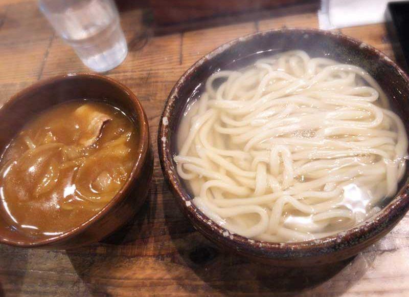 【湘南平塚うどんもと】冬おすすめメニュー!肉汁カレー釜揚げうどんはじめました!
