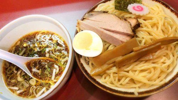 【鎌倉腰越にもある大勝軒】つけ麺の元祖が湘南で食べられる!地元で人気のラーメン屋です。