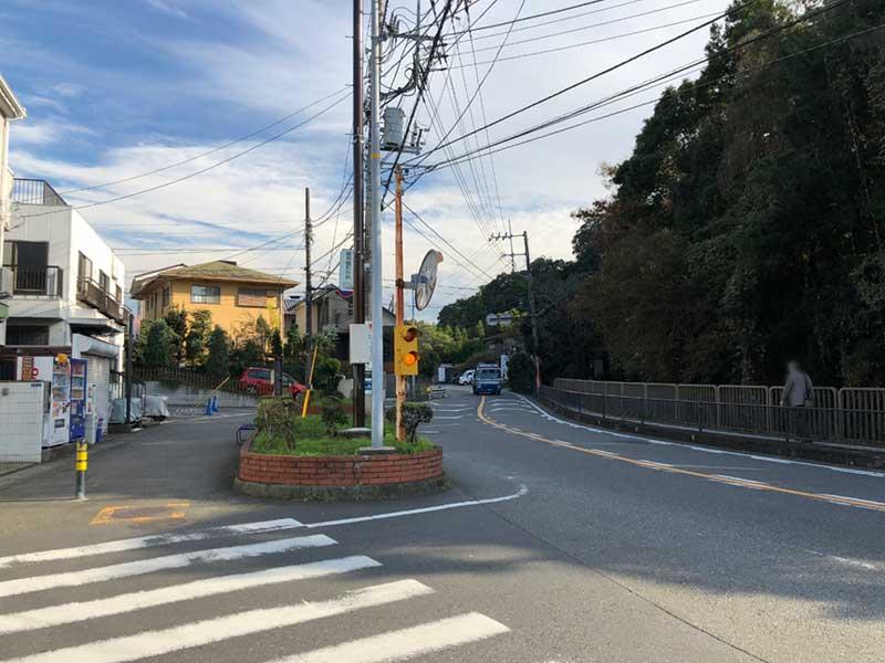 鎌倉の東側を散策
