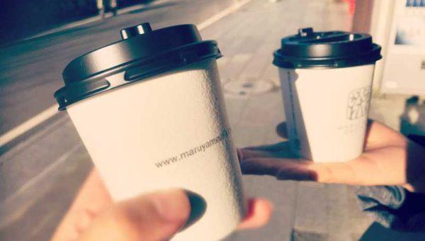 【はじめての丸山珈琲鎌倉店】コーヒー豆を買うとお得サービス!迷ったら丸山珈琲ブレンドがおすすめ!