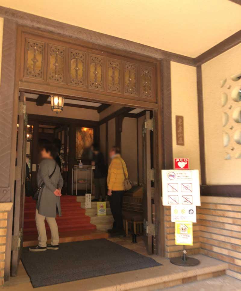 現在は鎌倉文学の資料館に