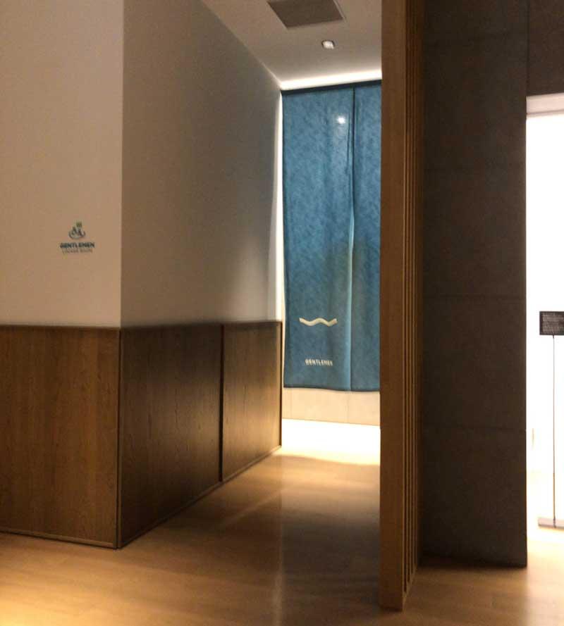 3階の温泉ゾーン