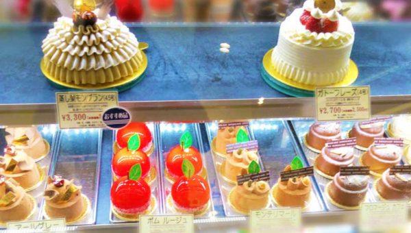 【湘南で圧倒的人気のケーキ屋】誕生日・クリスマスケーキは葦(あし)平塚駅西口本店で!カフェ併設の湘南スイーツの総本山!