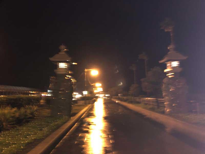 江ノ島へ渡る橋の入口