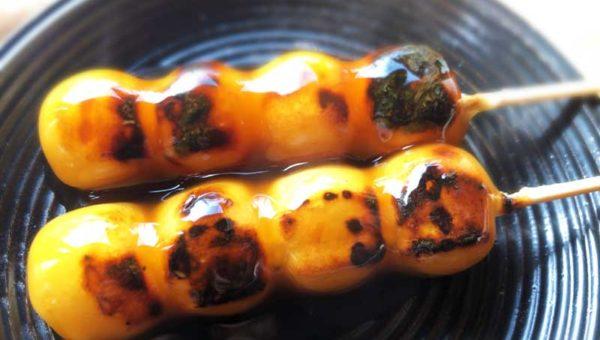 【香下庵茶屋】北鎌倉名物グルメ!けんちん汁とみたらし団子が熱々カリもっちりでおすすめ!