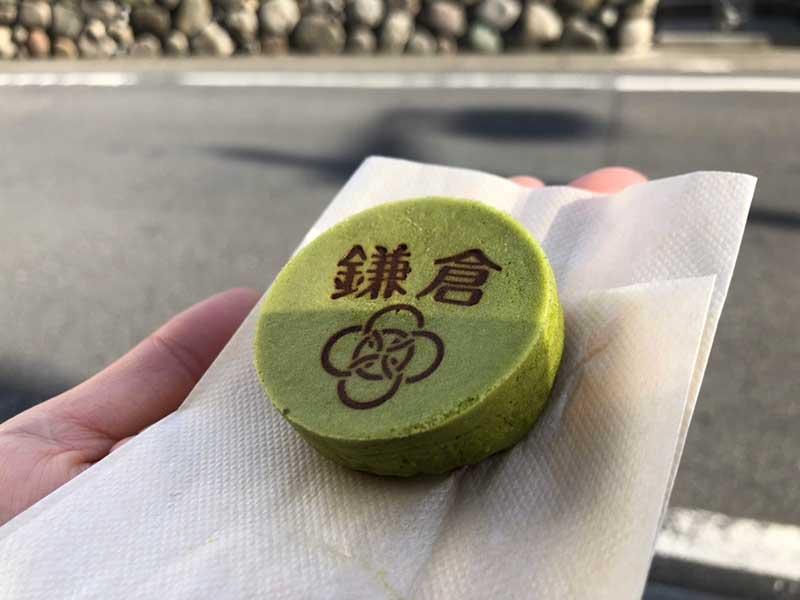 かわいいミニサイズの鎌倉焼き