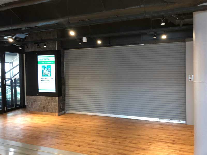 お店は1つもオープンしていません