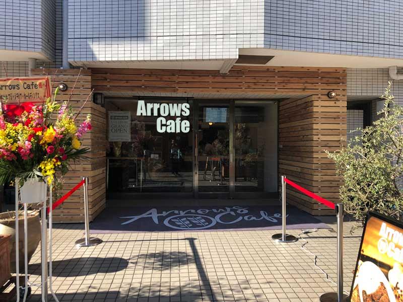 新しいカフェがまたオープン