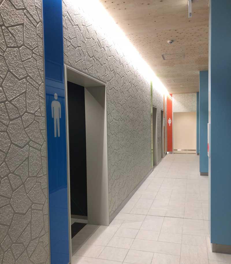 新しくなった片瀬江ノ島駅のトイレ