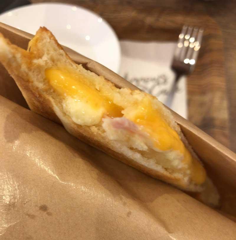 チーズとろーりの好きな味