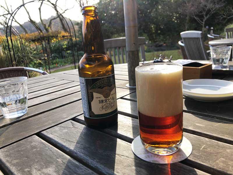 鎌倉ビールはもはや定番