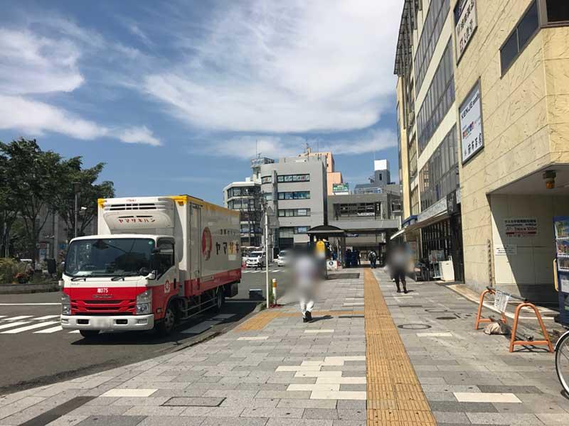 藤沢駅南口で昭和のパン屋探し