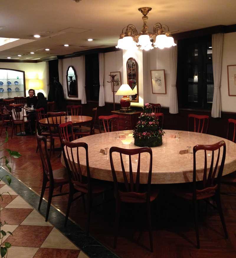 ヨーロッパ調の家具