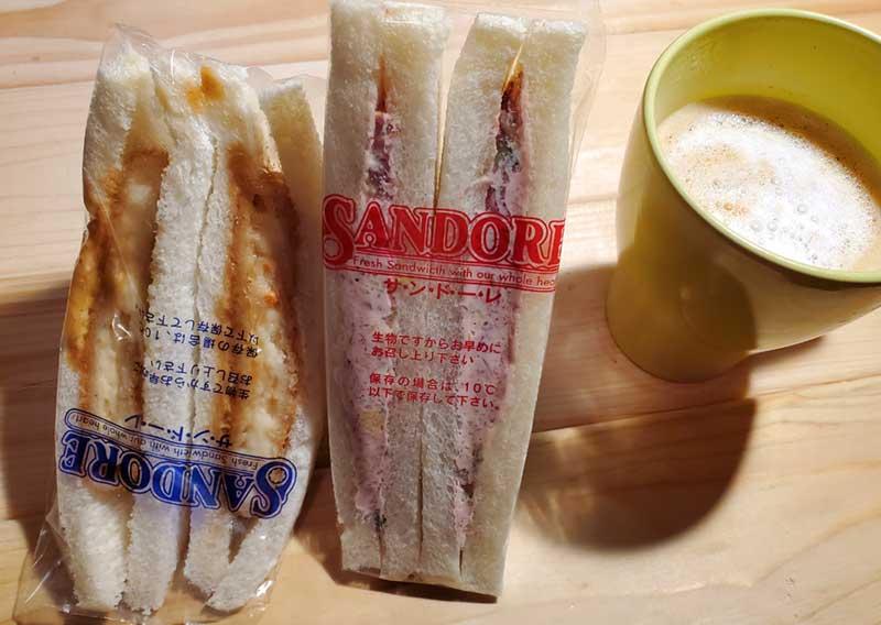 サンドーレの売れ筋パン