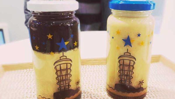 【江ノ島プリン感想】名前だけのご当地グルメじゃない!大麦が香ばしい特徴ある味となめらか食感に大満足!