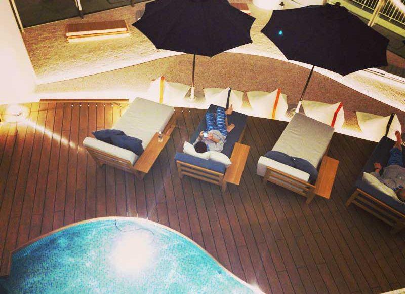 【熱海Fuuaはナイトスパの夜景がおすすめ】お得クーポン利用で17時から1400円!実際に体験した感想レビュー