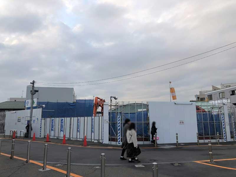 ずいぶん変わってしまった片瀬江ノ島駅