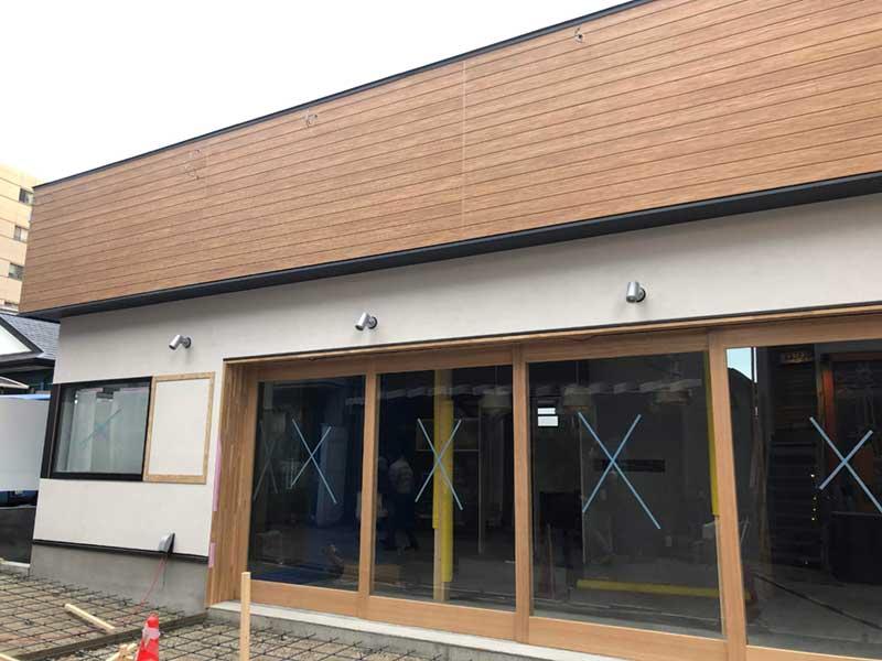 3月上旬に江ノ島プリンがオープン予定