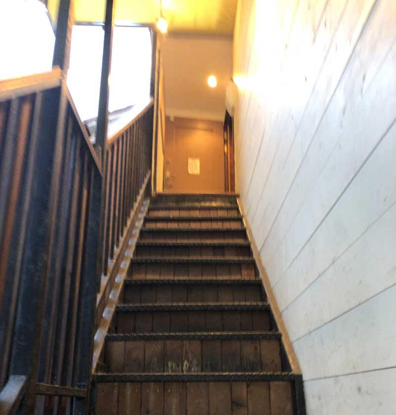 2階がなみのりチキン