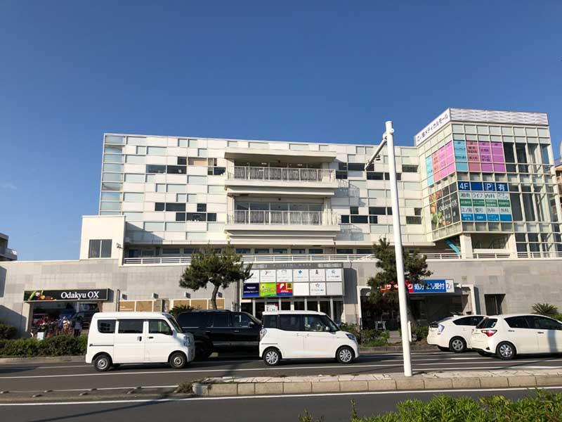 鵠沼海岸の海沿いにNEWオープンした小田急OX江ノ島店