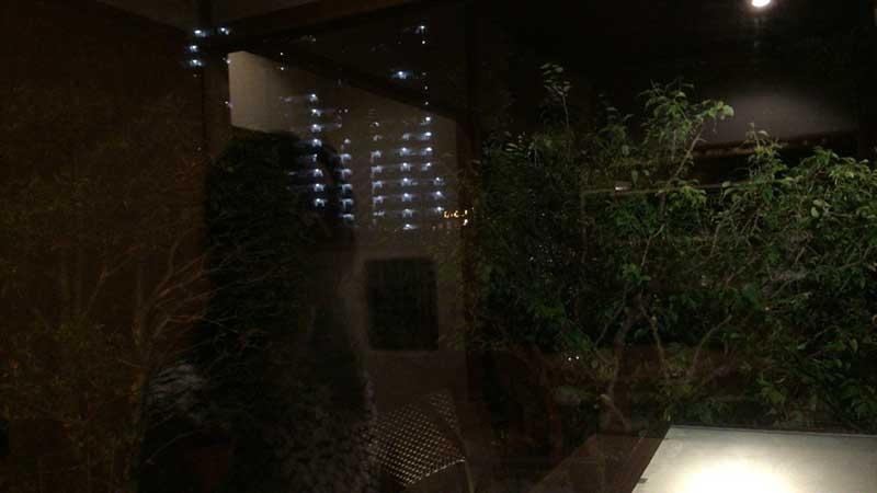 ゆったり江ノ島一軒家ディナーを満喫しました