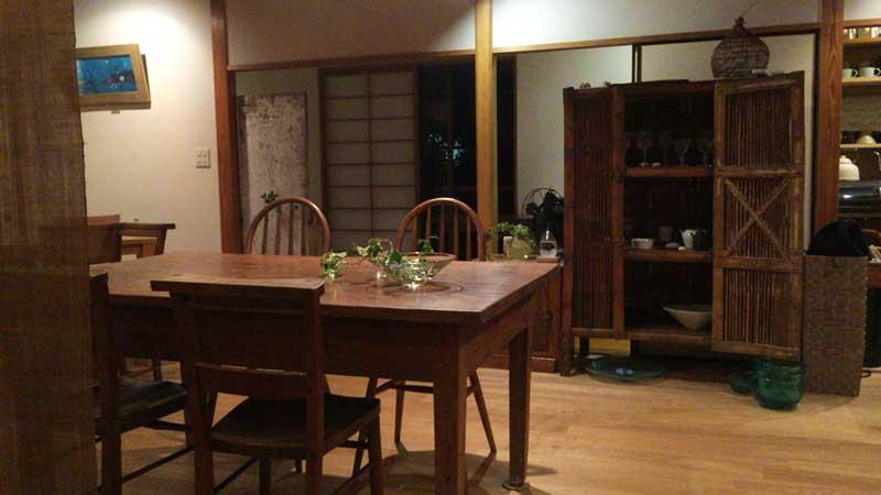 和室を改装したおしゃれ空間