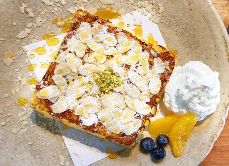 【鎌倉坂ノ下で行列ができる高級食パンrecette直営カフェ】究極フレンチトーストはここでしか食べられない味!
