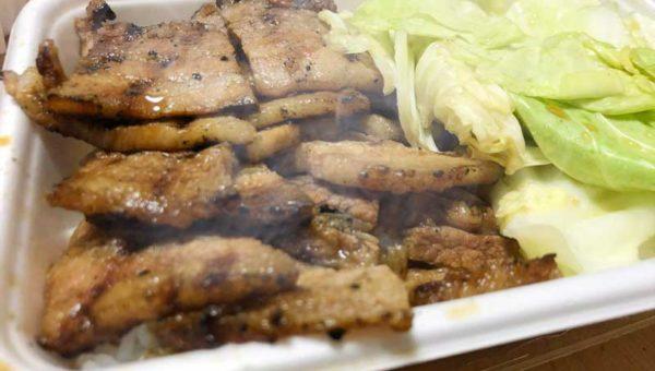 【土用の丑の日は鰻の代わりに豚丼】平塚なまらうまいっしょの豚バラ丼で全然イイ!
