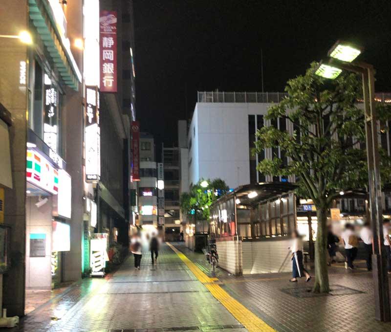 平塚駅北口から徒歩30秒ぐらい